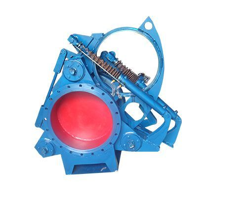 Hydraulic Blind Plate Valve