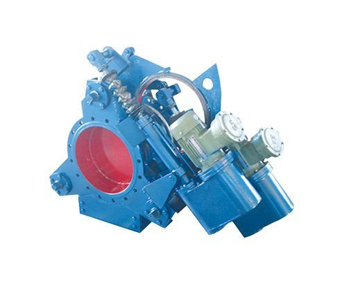 Electric Hydraulic Valve Blind