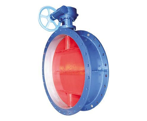 Turbo Ventilation Butterfly Valve