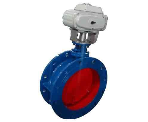 Fine Small Electric Butterfly Valve